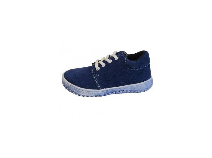 5917 detske barefootove boty jonap b1 modra