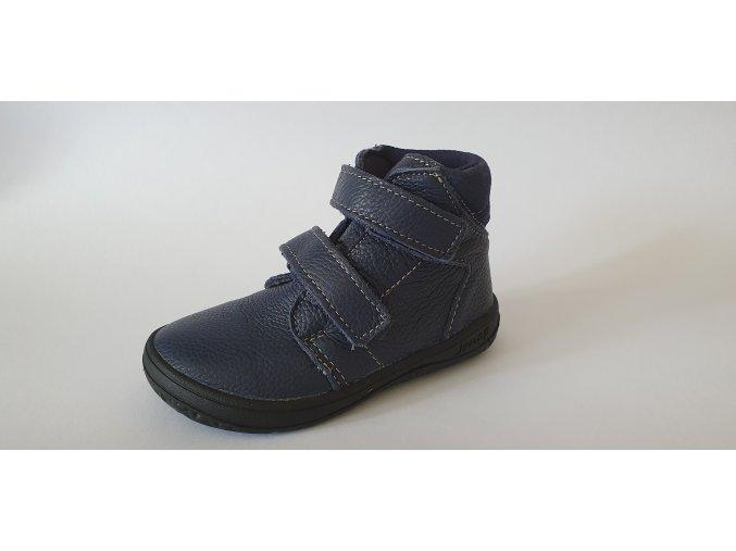 Celoroční Jonap B2 barefoot NEW - modrá