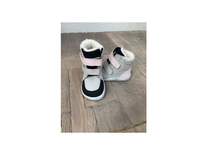 Baby bare shoes Pink