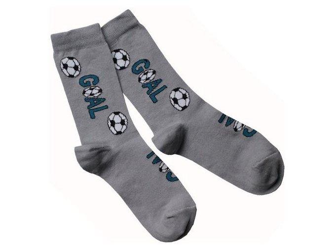 ponozky Gol seda large