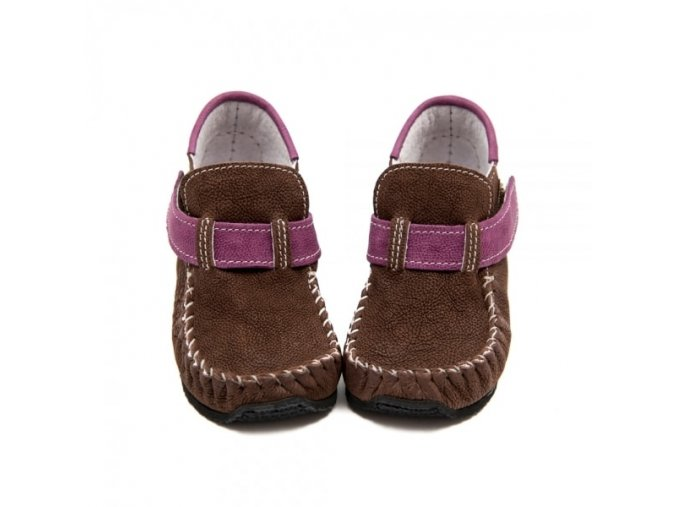 Zeazoo Kids -LEO MANGA Brown/Purple