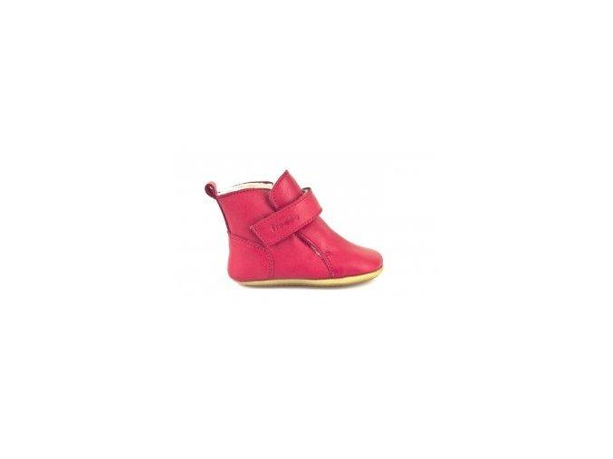 Froddo kožené boty zimní Prewalkers G1160001-4K