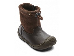 vyr 191walk tex pull on dark brown