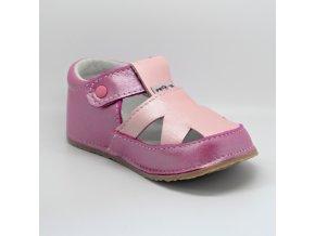 15042 sandálek růžová