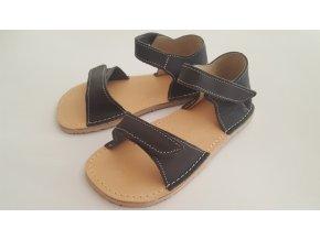 Zeazoo Kids - Ariel Black - sandálky