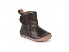 Froddo kožené zimní boty G2160040-K Dark Blue