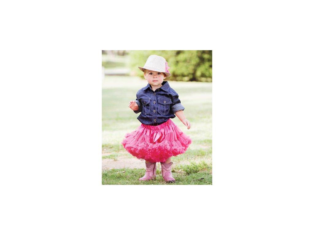 RuffleButts - Candy Petti sukňa
