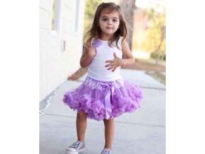 RuffleButts - Lavender Pettiskirt sukňa