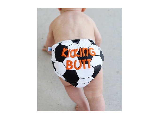 RuggedButts - Soccer Kicking Butt Bloomer gaťky