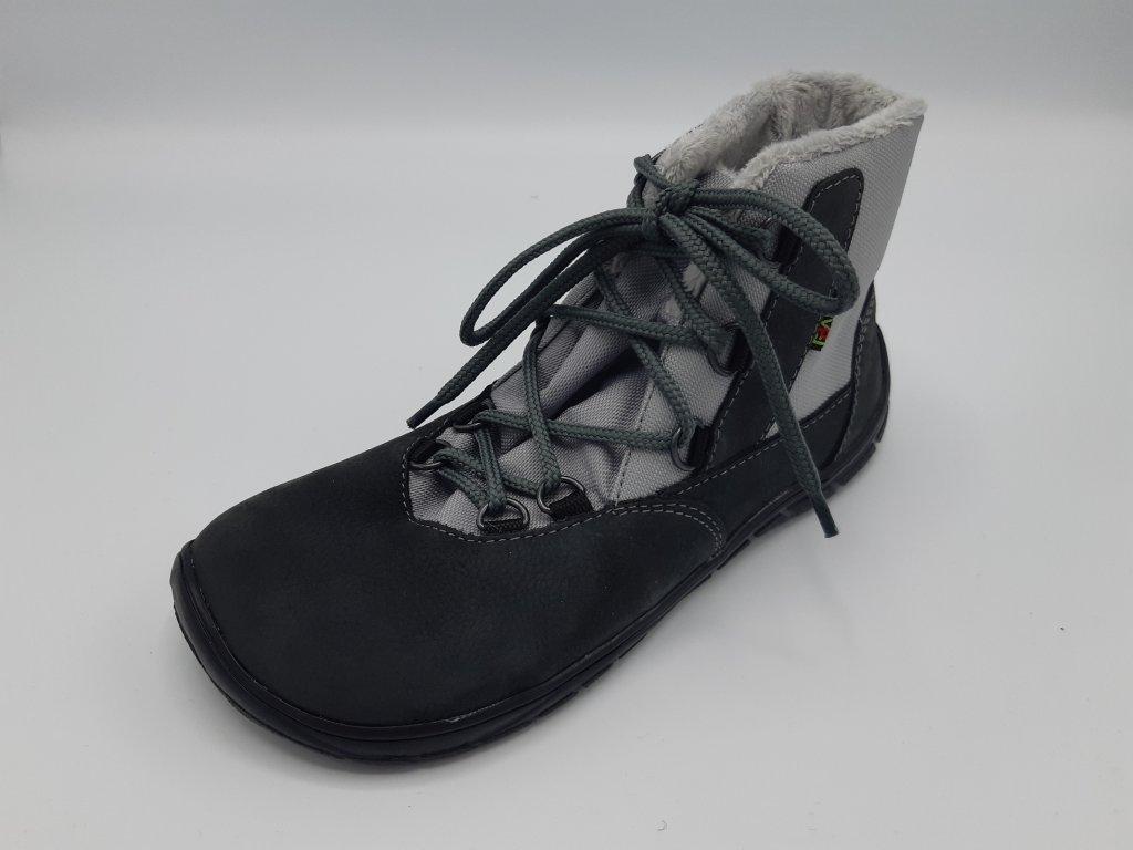 FARE BARE unisex zimní barefoot boty s membránou B5643261
