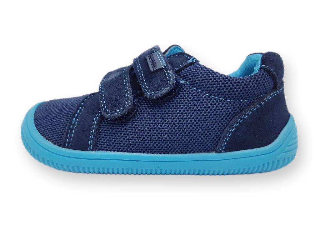 17444 1 barefoot tenisky protetika dony navy 2