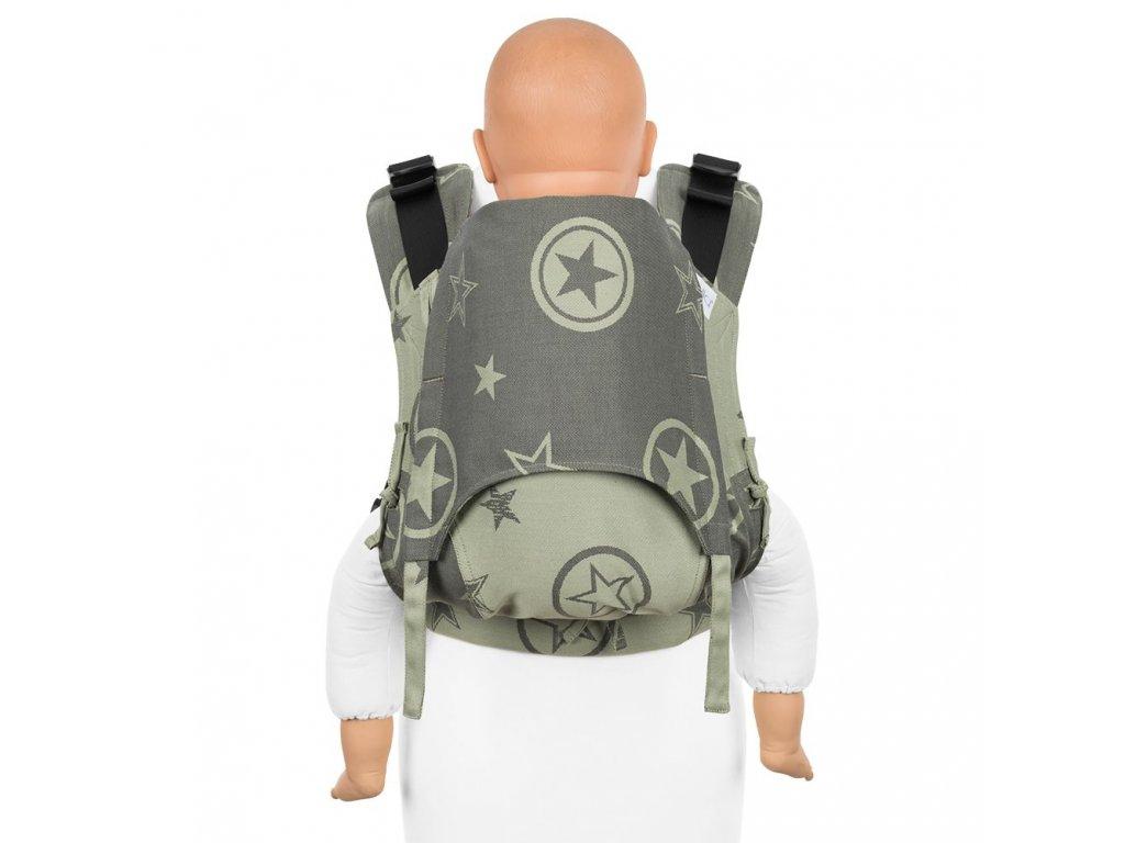 fidella fusion 2 0 tragehilfe classic outer space schilfgrun toddler