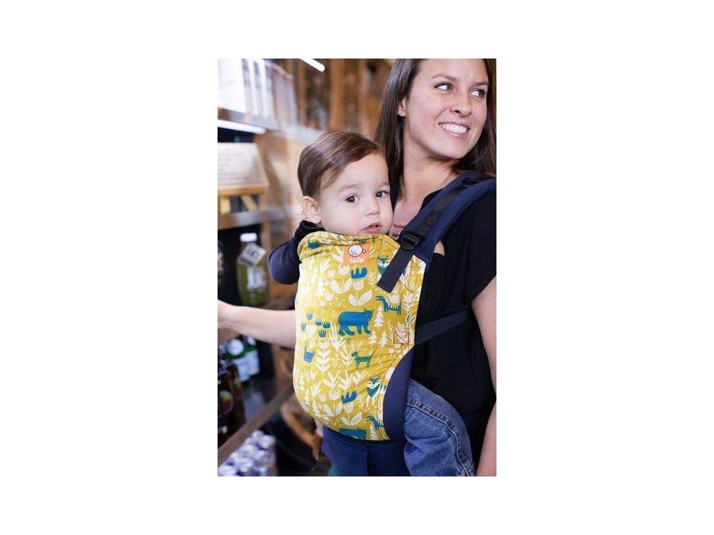 TULA - nosítko Toddler - Fable + deka Tula zdarma  + deka Tula zdarma