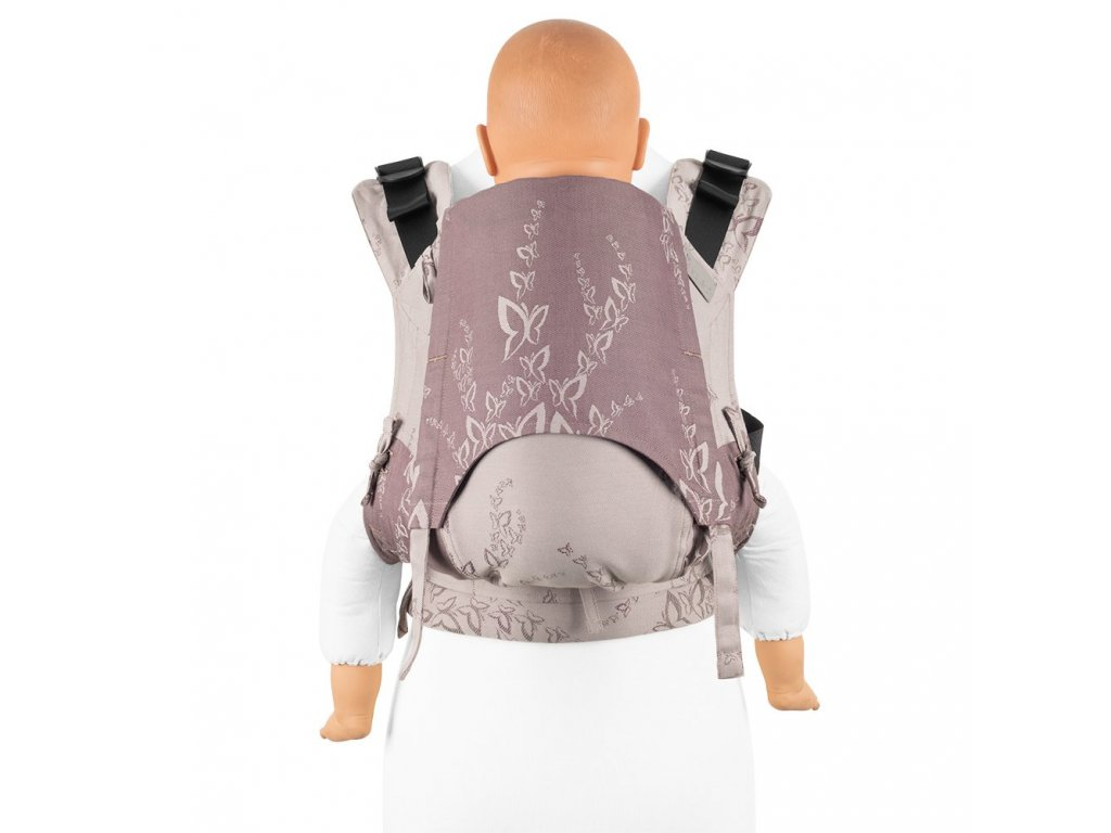 fidella fusion 2 0 baby carrier with buckles feel free beige grey toddler