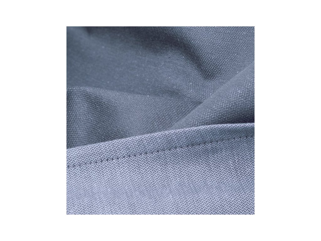 Šátek Fidella - Chevron Denim Blue