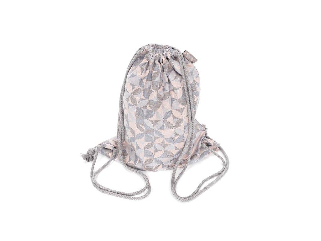 daybag kaleidoscope beige rosa grau