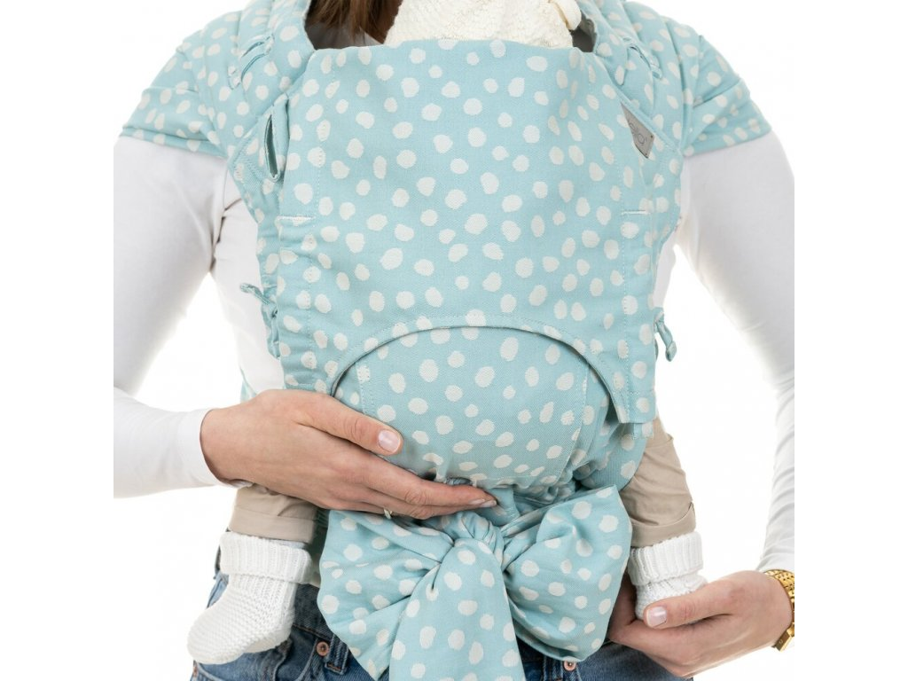Fidella FlyTai - MeiTai TODDLER - Outer Space - blue