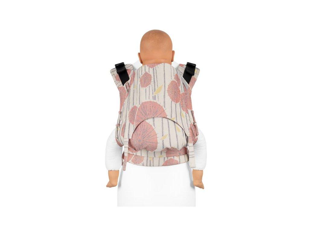 fusion v2 fullbuckle baby carrier tokyo coral toddler