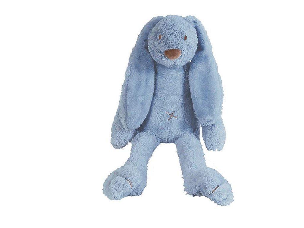 Happy Horse Králíček Richie BIG 58 cm sytě modrý