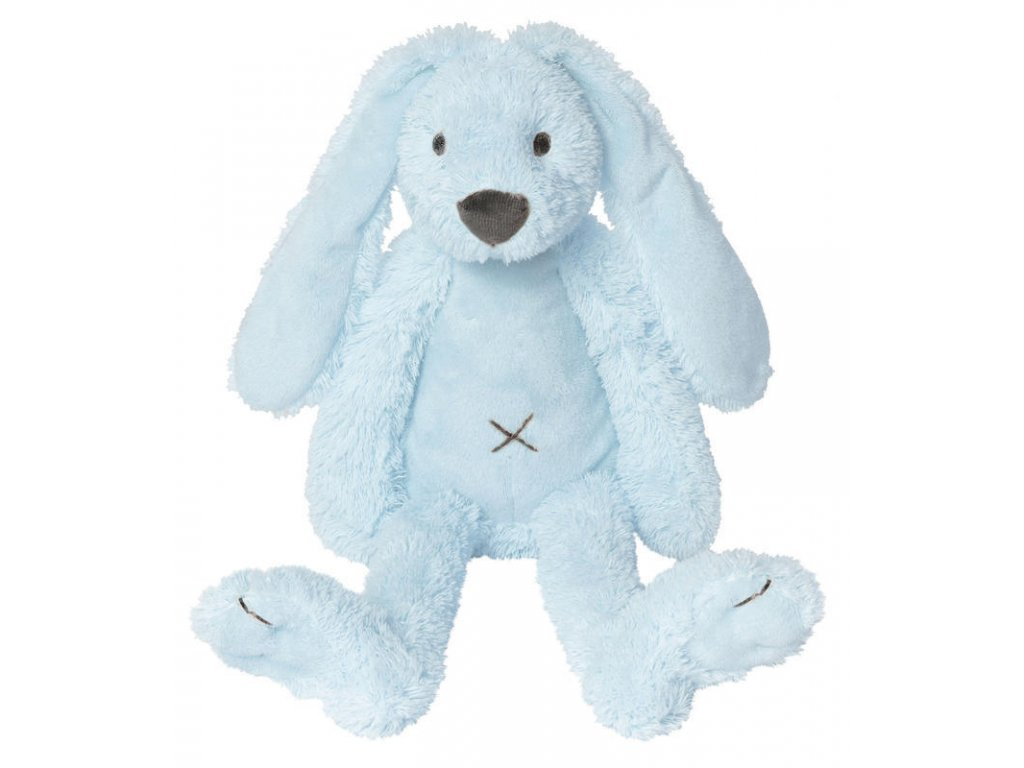 Happy Horse Králíček Richie BIG 58 cm modrý