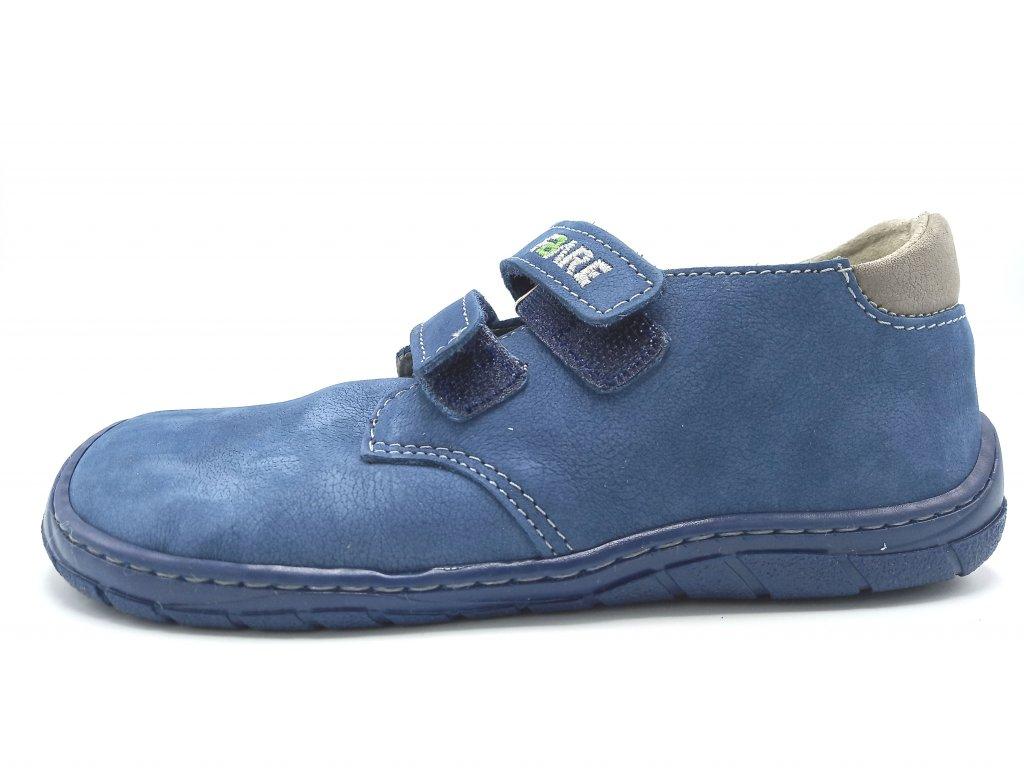 Fare Bare dětské celoroční barefoot boty 5212212