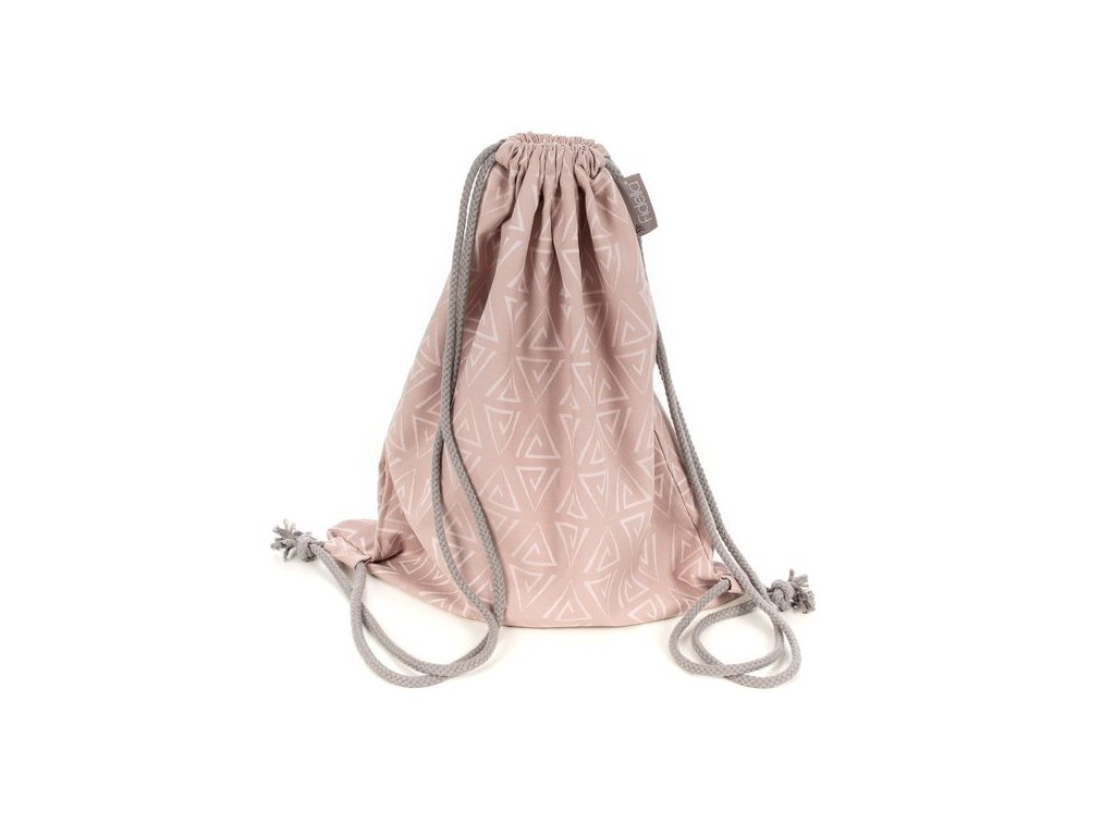 daybag paperclips ash rose