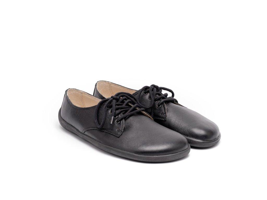 Be Lenka celoroční barefoot obuv City Blackbarefoot be lenka city black 1793 size medium v 1