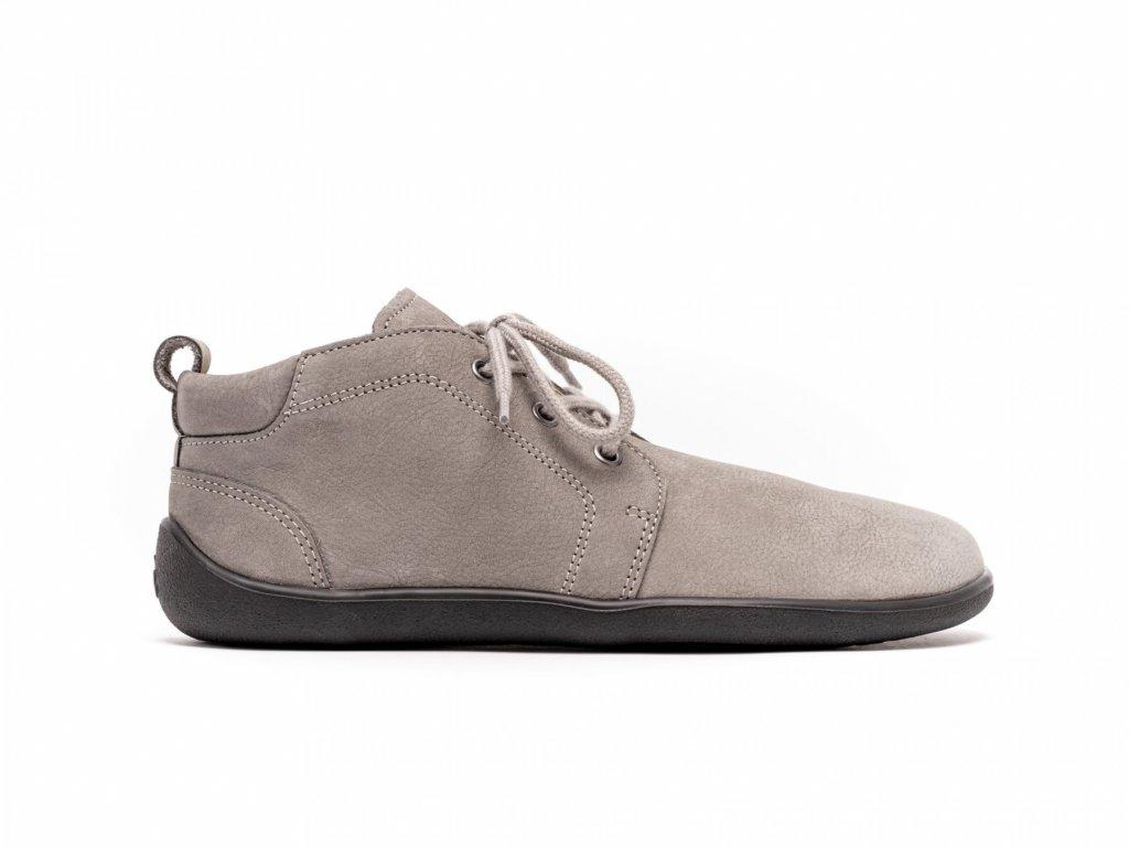 Be Lenka celoroční barefoot obuv Icon Pebble Grey