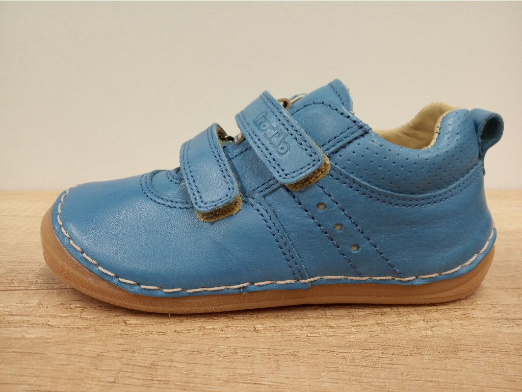 Froddo celoroční barefoot obuv - Flexible Sneakers Jeans G2130190-1