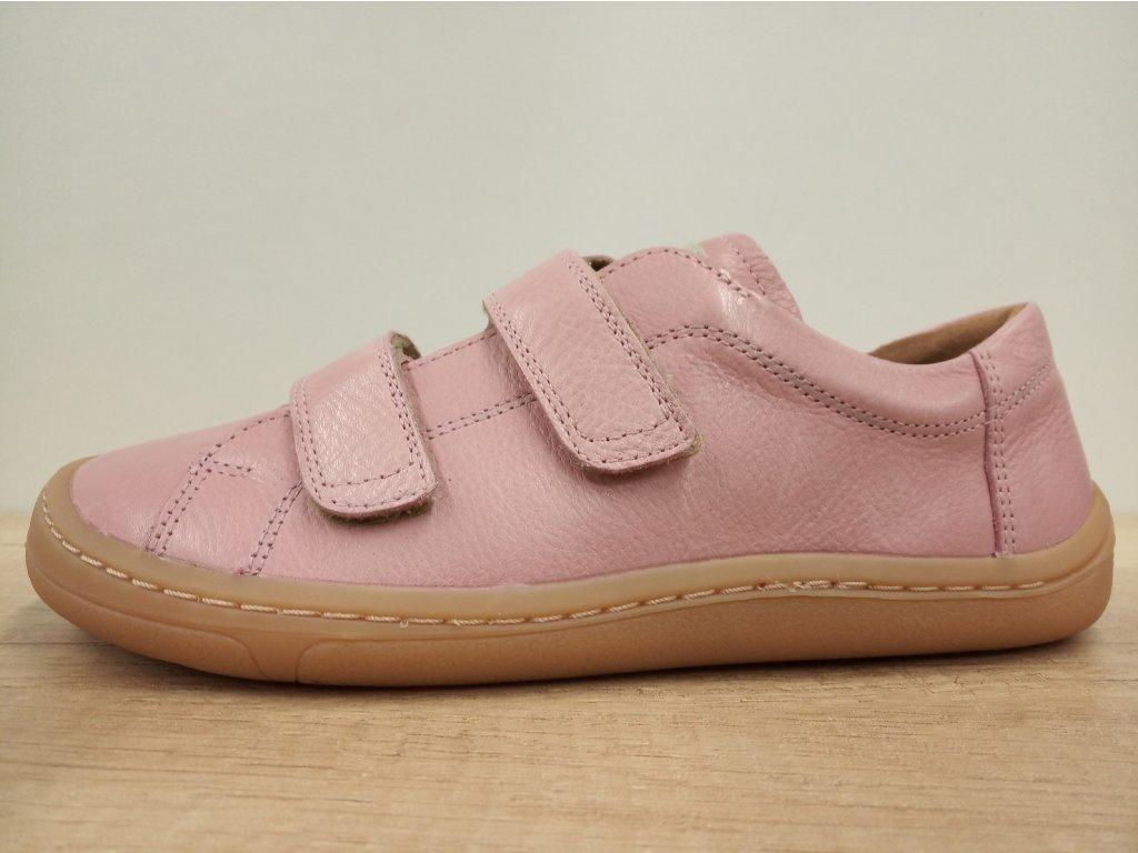 Froddo celoroční barefoot obuv - BF Pink G3130148-6