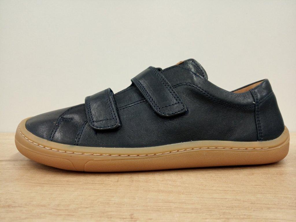 Froddo celoroční barefoot obuv BF Dark Blue G3130148