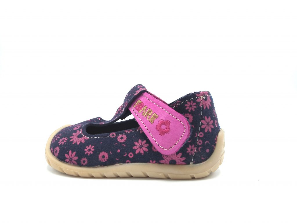 Fare Bare dětské letní barefoot sandálky 5062251