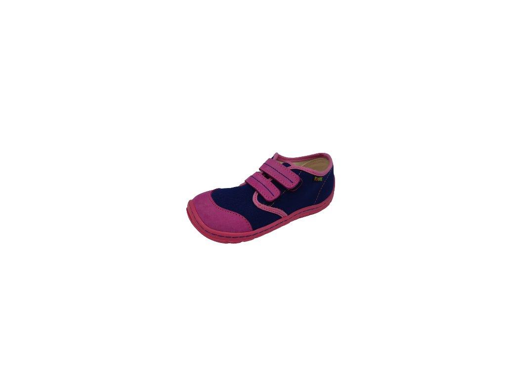 Fare Bare barefoot tenisky plátěnky A5111452