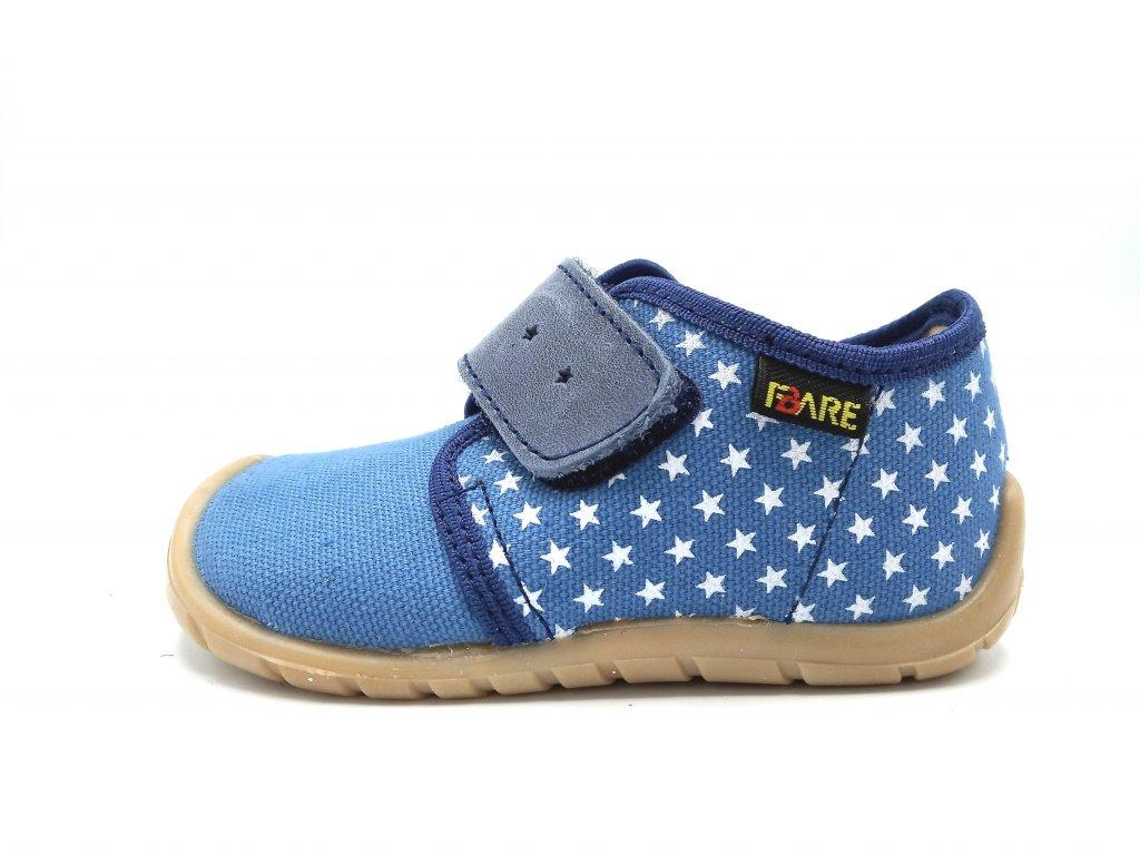 Fare Bare dětské barefoot tenisky 5011402