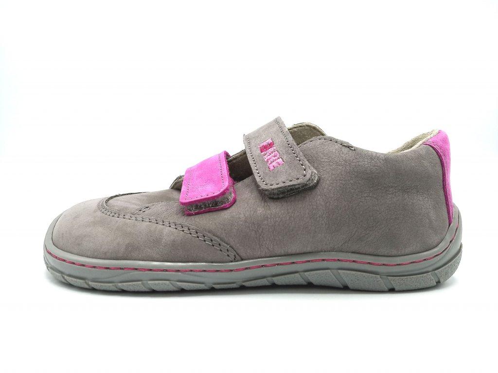 Fare Bare dětské celoroční barefoot boty A5214251