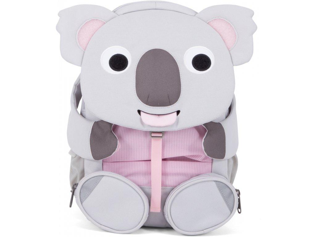 Affenzahn Dětský batoh do školky Kimi Koala large grey (1)