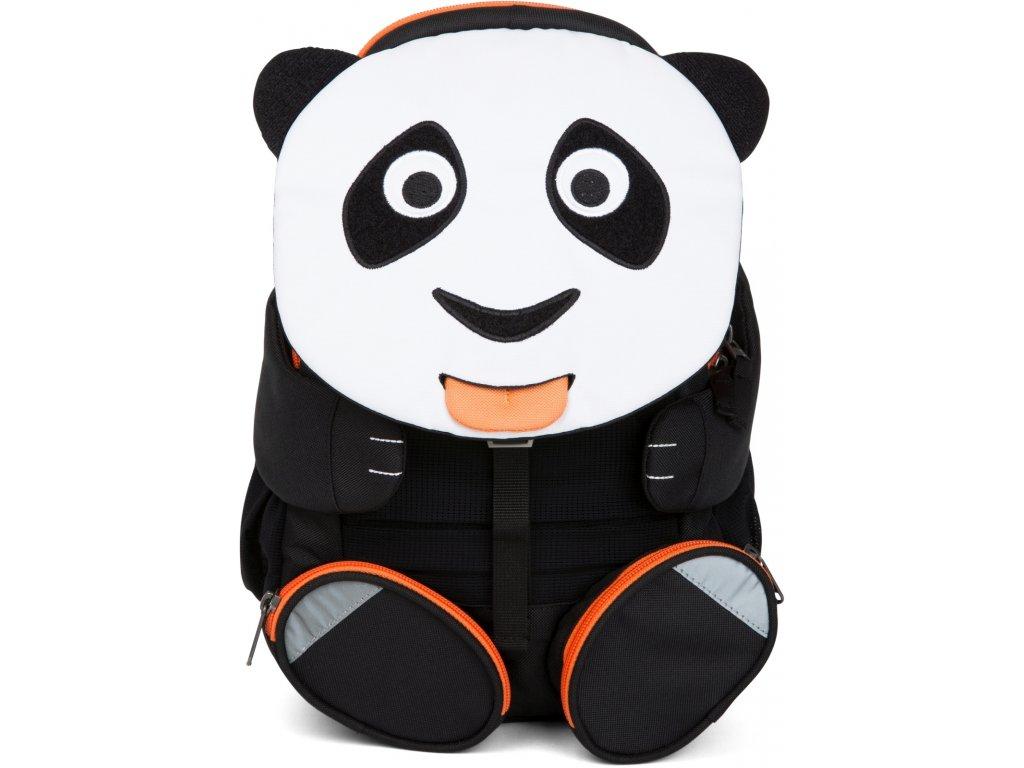 Affenzahn Dětský batoh do školky Paul Panda large White (1)
