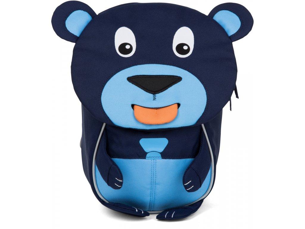 Affenzahn Batůžek pro nejmenší Bobo Bear small blue (1)