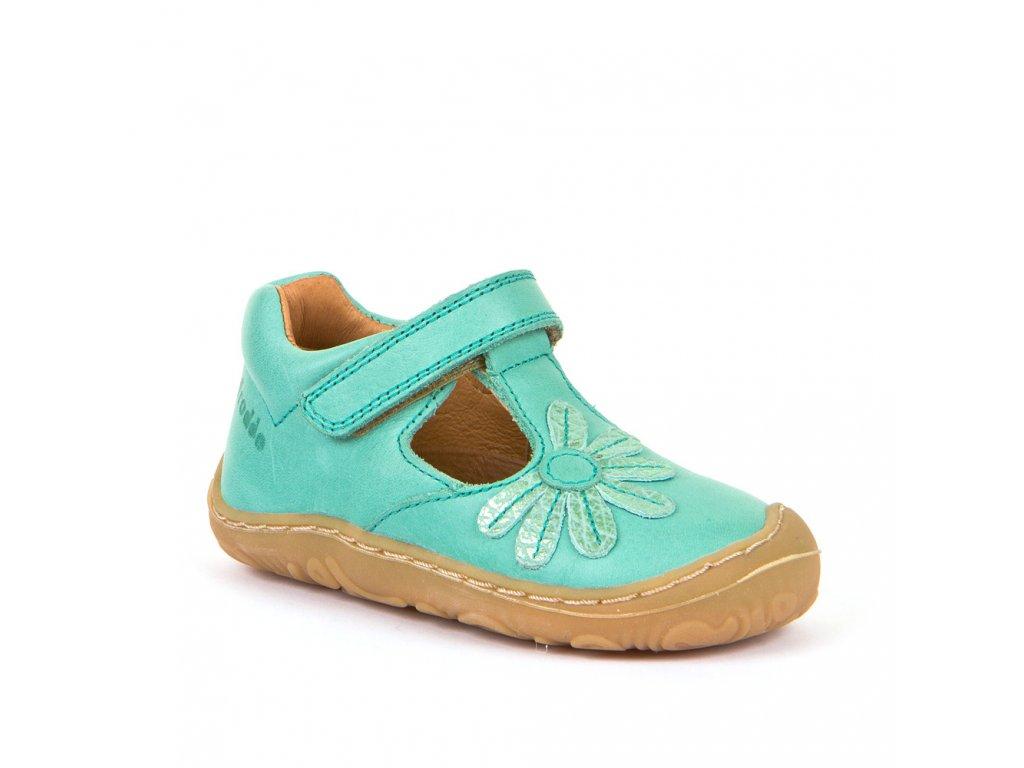 Froddo barefoot baleríny a sandály Flexible Mint G2140047 2