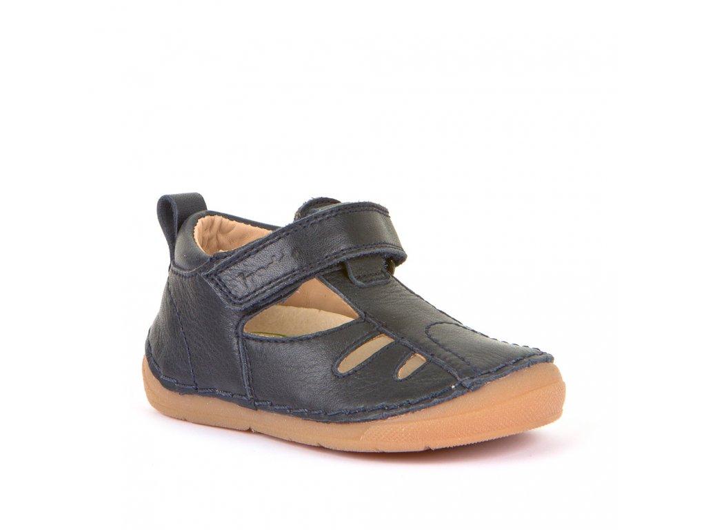 Froddo barefoot sandály Flexible Sandal Black G2150110
