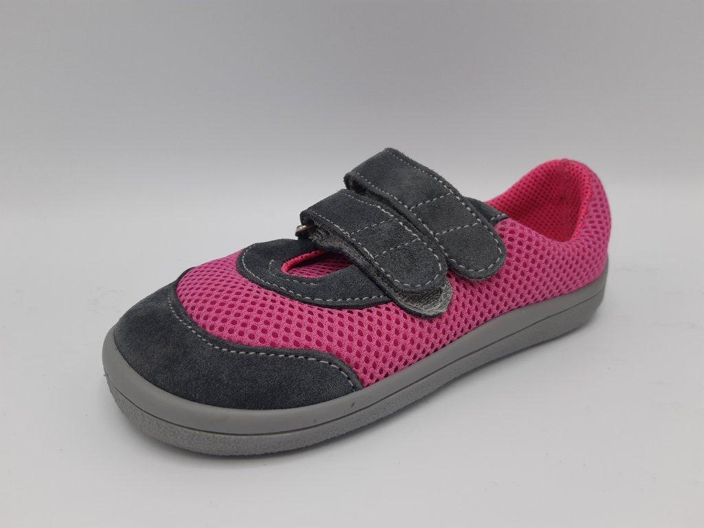 Beda barefoot  Linda BF 0003/SK/W