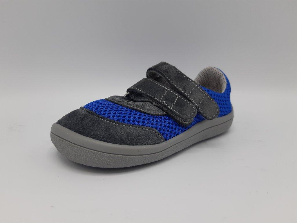 Beda barefoot tenisky Kevin BF 0003/SK/W