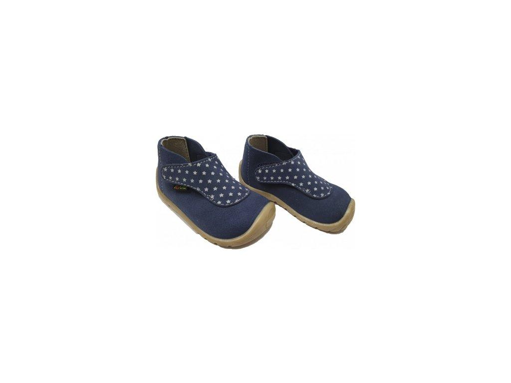 Fare bare dětská barefoot obuv 5022201