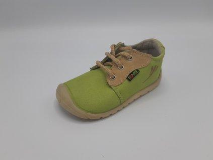 Fare Bare dětské celoroční barefoot boty A5012231