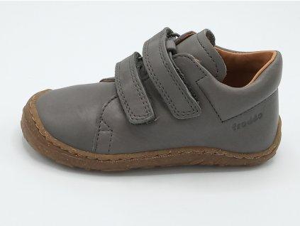 Froddo celoroční barefoot obuv - Narrow Grey G2130205-4