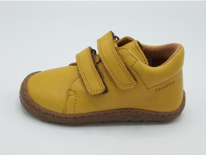 Froddo celoroční barefoot obuv - Narrow Yellow G2130205-5