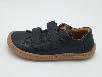 Froddo celoroční barefoot obuv - BF Dark blue G3130158