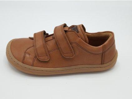 Froddo celoroční barefoot BF Cognac G3130158-1