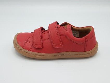 Froddo celoroční barefoot obuv - BF Red G3130158-2
