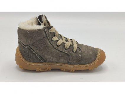 Ricosta barefoot zimní obuv Enno Meteor 15308/462